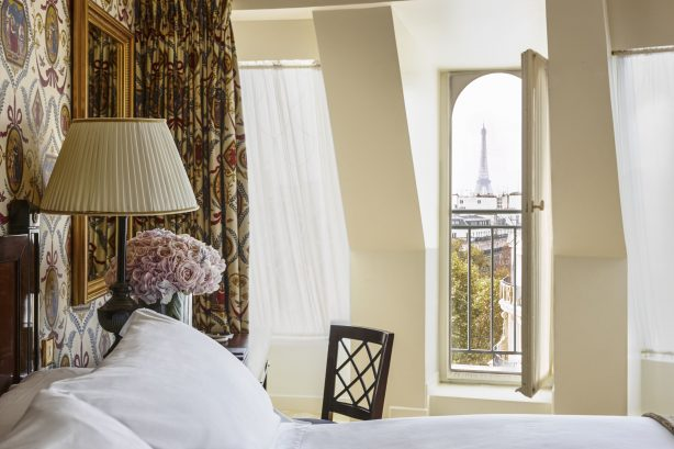 5 Star Hotel Paris Intercontinental Paris Rooms