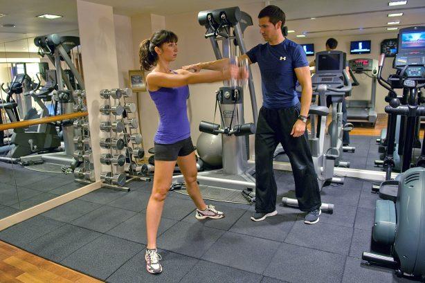 fitness escort paris