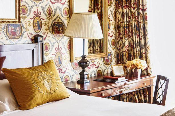 Chambres Intercontinental Paris Le Grand Hotel 5 Etoiles Paris